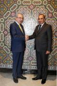 رئيس مجلس النواب يجدد التأكيد على أن القضية الفلسطينية قضية مقدسة بالنسبة للمغاربة.