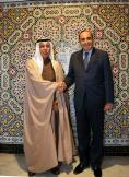 Rabat: Les moyens de promouvoir la coopération bilatérale au centre d'entretiens maroco-qataris