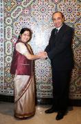 Le rôle du Maroc dans la lutte contre le terrorisme et l'extrémisme, apprécié à l'échelle mondiale (MAE indienne)