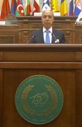 المغرب يشارك في أشغال الجمعية البرلمانية للتعاون الاقتصادي للبحر الاسود  ببوخاريست